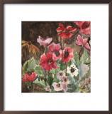 Florile din grădină