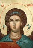 Icoana Sfântul Arhanghel Gavril