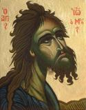 Icoana Sfântul Ioan Botezătorul