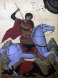 Icoana Sfântul Marele Mucenic Gheorghe