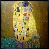Sărutul, Gustav Klimt