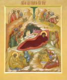 Icoana Naşterea Domnului (Crăciunul)