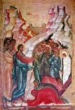 Icoana Învierea lui Lazăr