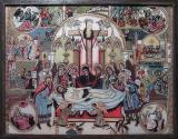 Icoana Înmormântarea lui Isus Hristos