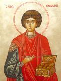 Icoana Sfântul Pantelimon