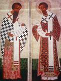 Icoana Sfinţii Apostoli Petru şi Pavel
