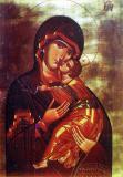 Icoana Maica Domnului cu Isus Hristos #72