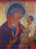 Icoana Maica Domnului cu Isus Hristos #73