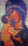 Icoana Maica Domnului cu Isus Hristos #77