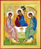 Icoana Sfânta Treime #83