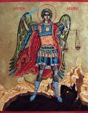 Icoana Sfântul Arhanghel Mihail #93