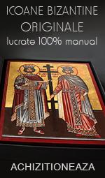 Icoane bizantine originale